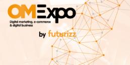 Logo OMExpo by futurizz