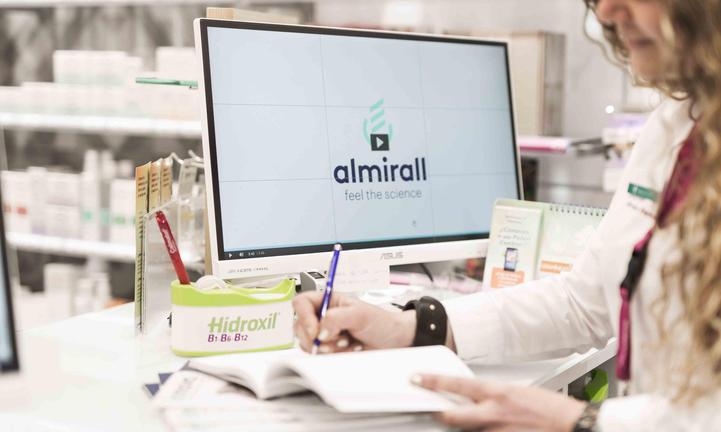 Club de la Farmacia de Almirall